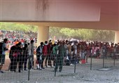 مقامهای آمریکایی اخراج مهاجران هائیتی تبار از مرز مکزیک را تسریع کردند