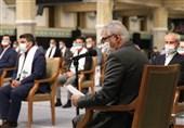 صحبتهای سجادی در دیدار مدالآوران با رهبر انقلاب
