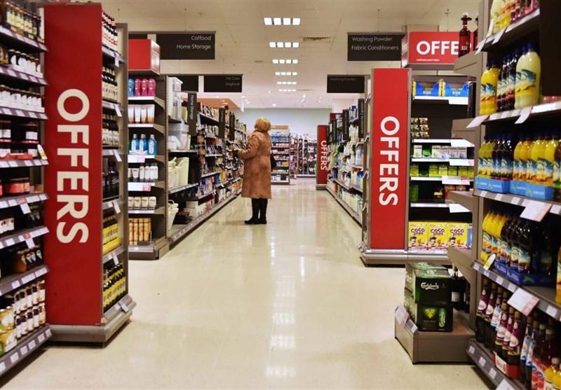 فروش مغازهها در انگلیس برای چهارمین ماه متوالی کاهش یافت