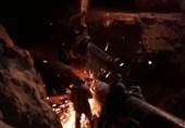 گاز سوریه بعد از حملات خرابکارانه وصل شد/ داعش مسئولیت حمله را به عهده گرفت