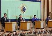 کرونا و چین، محور اولین مناظره نامزدهای جانشینی سوگا