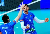 والیبال قهرمانی اروپا| اسلوونی برای چهارمین بار لهستان را ناکام گذاشت/ ایتالیا به فینال رسید + عکس