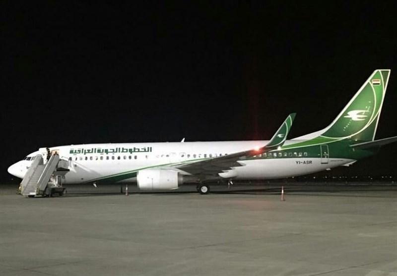 جلوگیری از ورود مسافران خارجی بدون ویزا به فرودگاه مشهد/مسافران 2 پرواز لغو شده به عراق منتقل شدند
