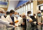 صبح جمعه و با حضور مدیرعامل پگاه انجام شد: بازدید معاون اول رئیس جمهور و وزیر صمت از پگاه تهران