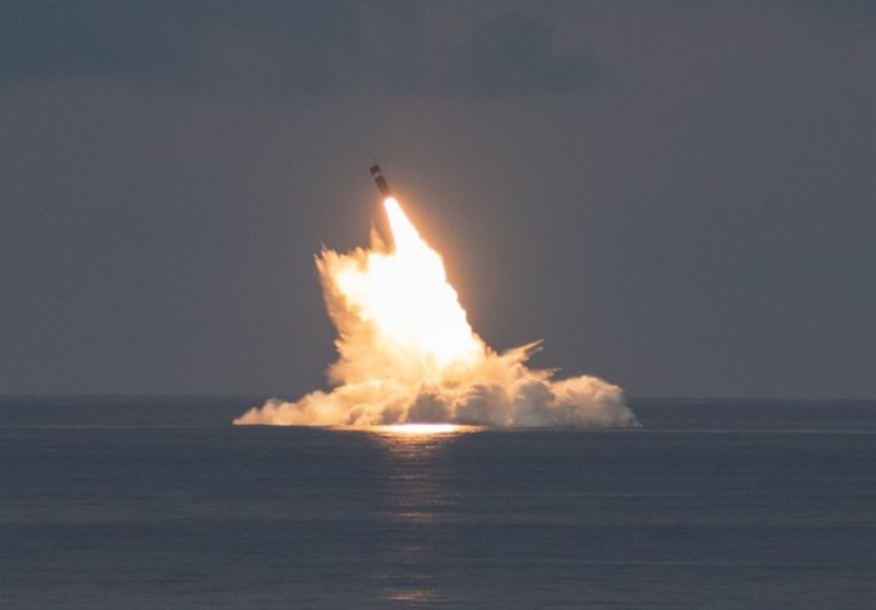 US Navy Test-Launches 2 Life-Extended Trident II Ballistic Missiles