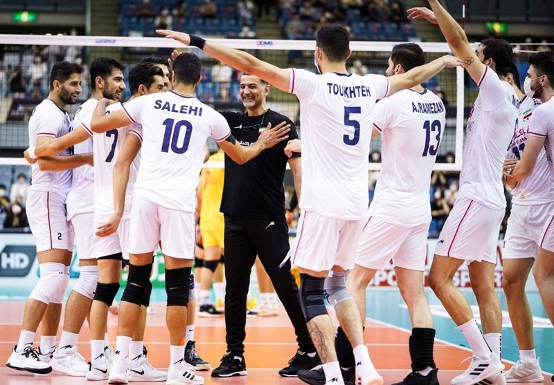 Iran Crowned Asian Volleyball Champion