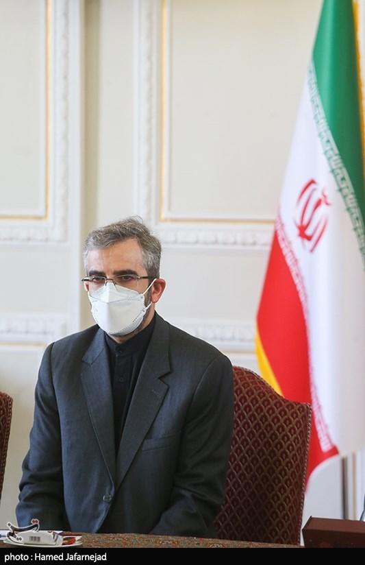 معارفه معاونین سیاسی،دیپلماسی اقتصادی و مالی وزارت خارجه
