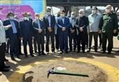 3طرح عظیم فولاد در خوزستان افتتاح شد