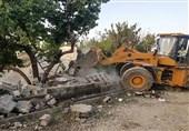 تخریب 34 ویلای غیرمجاز با ورود قوه قضائیه در پردیس / خط و نشان دادستانی برای متخلفان