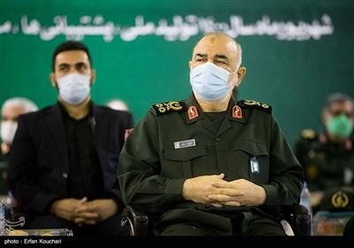 پیام تسلیت فرمانده سپاه در پی در گذشت «علی لندی»