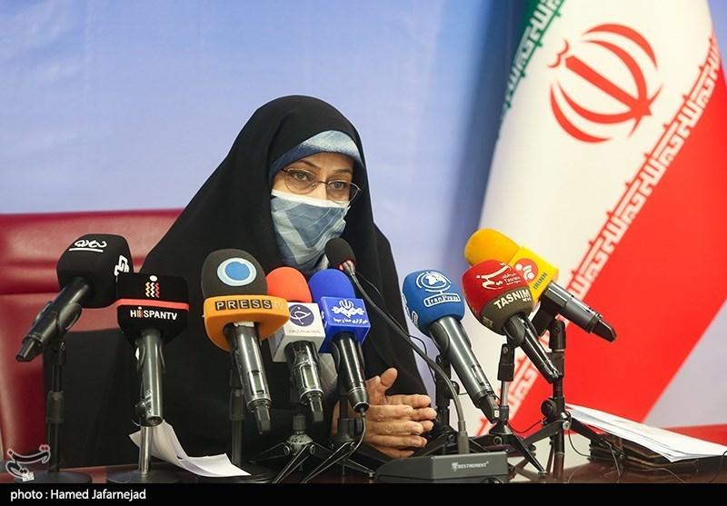 اولین نشست خبری انسیه خزعلی معاون رییس جمهور در امور زنان و خانواده