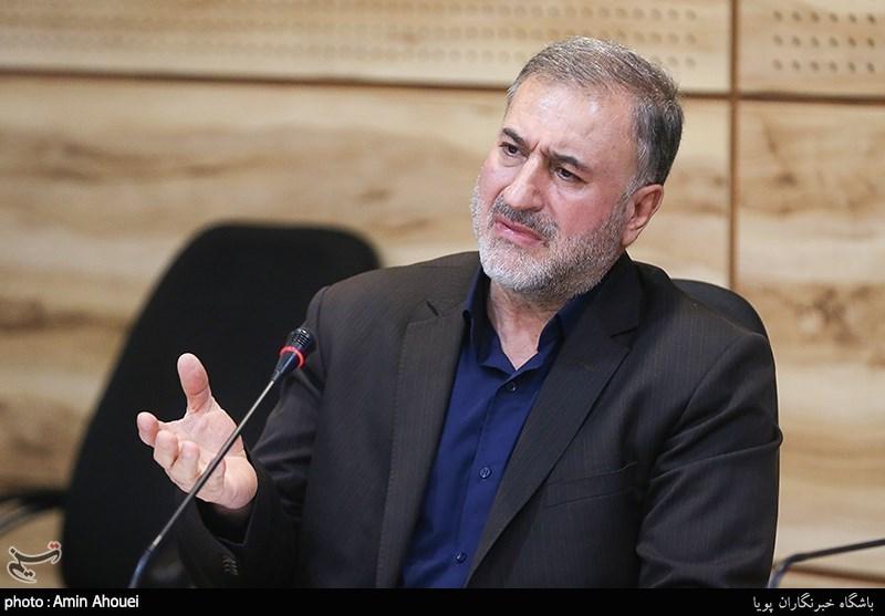 سردار یعقوب سلیمانی معاون فرهنگی و آموزشی بنیاد شهید