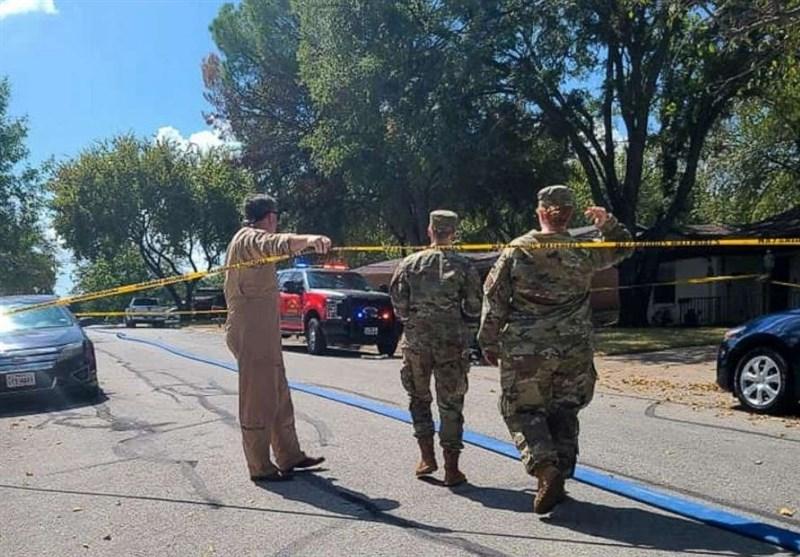 US Military Jet Crash Causes Injury, Fire in Texas Neighborhood (+Video)