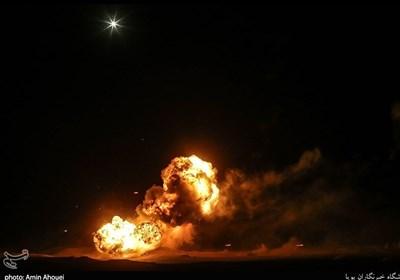حرس الثورة الاسلامیة یدمر 4 مقار للجماعات المعادیة للثورة فی کردستان العراق
