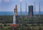 پرتاب جدیدترین فضاپیمای باری به ایستگاه فضایی چین