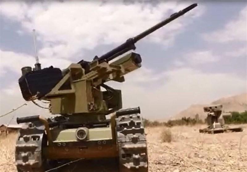 IRGC to Set Up Robotic Divisions