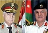 وزیر دفاع سوریه به اردن رفت/ تاکید دمشق و امان بر مقابله با تروریسم