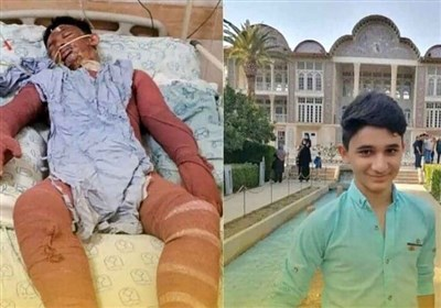 رئیس قوه قضائیه درگذشت نوجوان فداکار ایذهای را تسلیت گفت