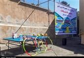 دانشآموزان مناطق محروم کردستان از تجهیزات ورزشی برخوردار شدند + فیلم