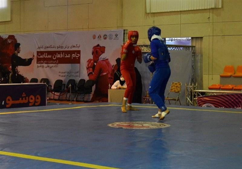 اعلام نتایج روز نخست لیگ برتر ووشو بانوان