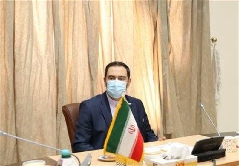رونمایی از سامانه کسب خبر گمشدگان در اربعین با حضور معاون وزارت امور خارجه