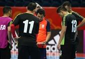 جام جهانی فوتسال| واکنش ناظمالشریعه به حذف تیم ملی ایران
