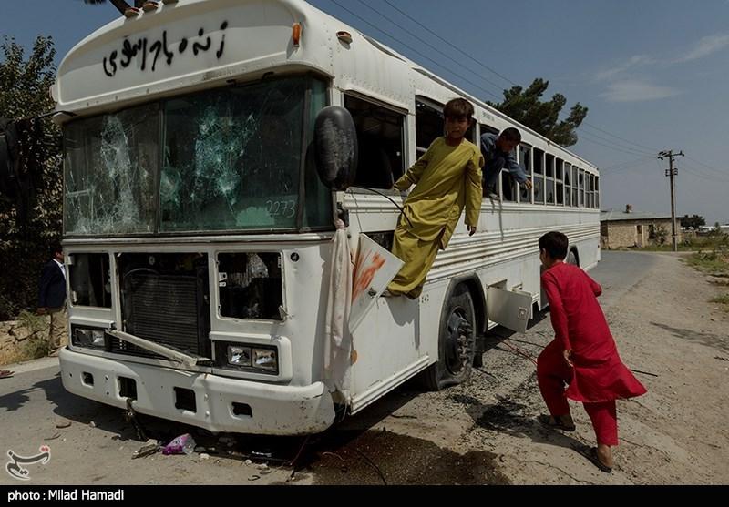 پایگاه بگرام در دست طالبان / افغانستان