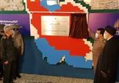 نمایشگاه «در لباس سربازی» با حضور رئیسی افتتاح شد
