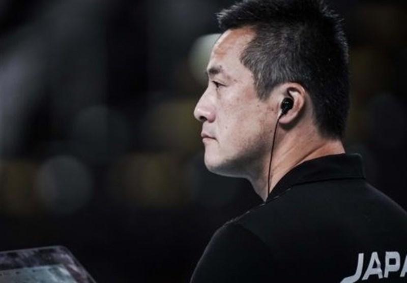 سرمربی تیم ملی والیبال ژاپن کنار گذاشته شد
