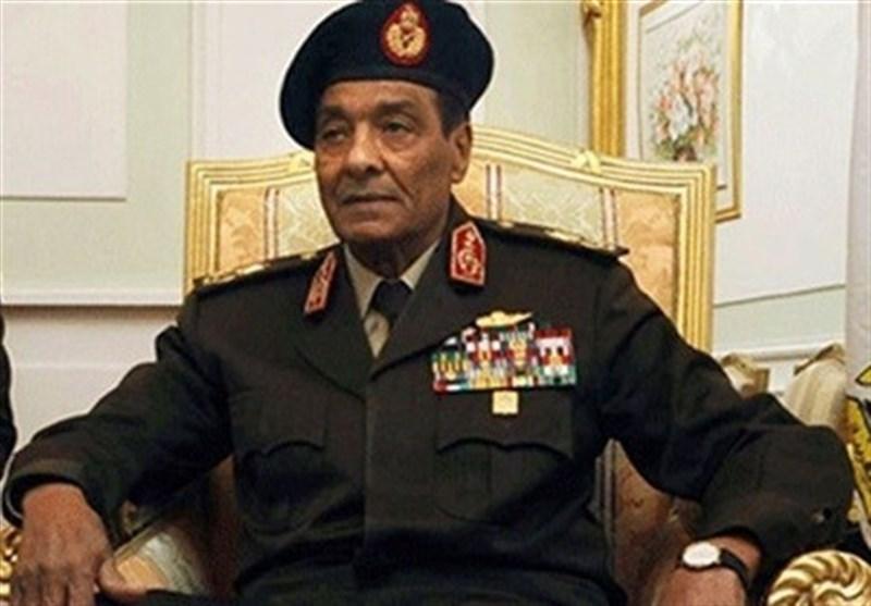 وفاة وزیر الدفاع المصری السابق محمد حسین طنطاوی