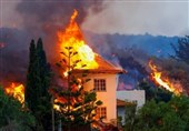 Aerial Footage Shows Lava Devouring Residential Neighborhoods in Spain's Canary Islands