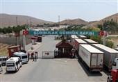 فعالیت غیرقانونی کامیونداران ترکیه در ترانزیت کالا از اروپا به ایران