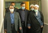 بازدید رئیس دادگستری مازندران از زندانهای شمال به همراه 100 قاضی/ صدور حکم آزادی 44 زندانی و اعطای مرخصی به 111 مددجو