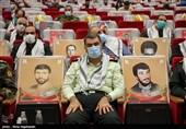 آیین تجلیل از پیشکسوتان دفاع مقدس و مقاومت در مشهد
