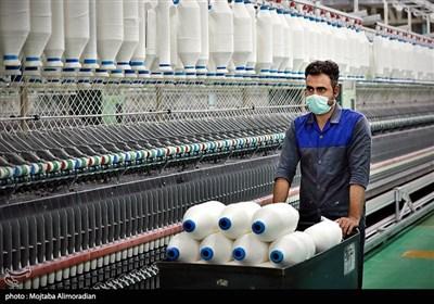 Fettah'ın Katılımıyla 1000 Tonluk Polyester İplik Üretim Fabrikasının Açılışı Yapıldı