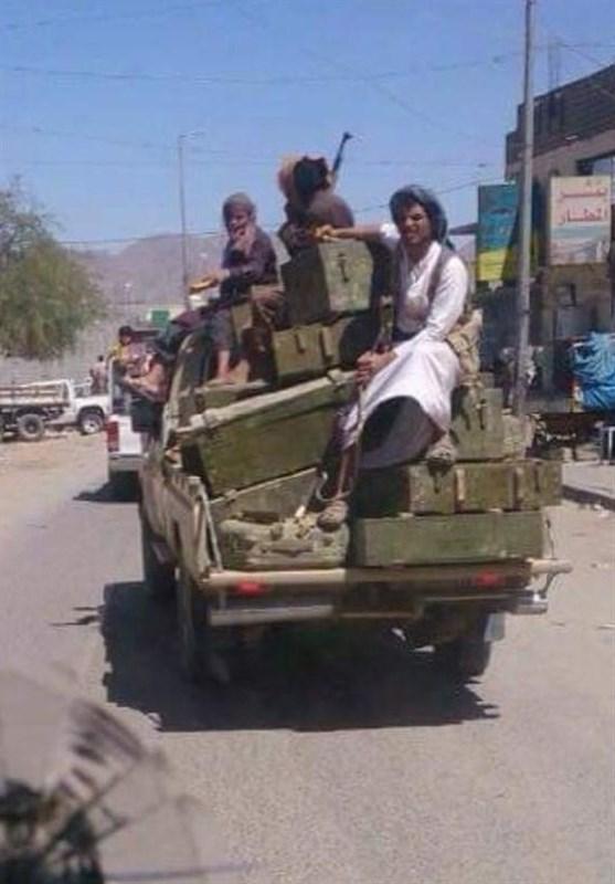 تسلط ارتش یمن بر یکی از مهمترین پایگاههای مزدوران در مأرب