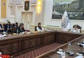 دیدار نمایندههای ویژه روسیه، چین و پاکستان با طالبان در کابل