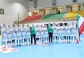 همگروهی ایران با نروژ، رومانی و قزاقستان در مسابقات جهانی هندبال زنان