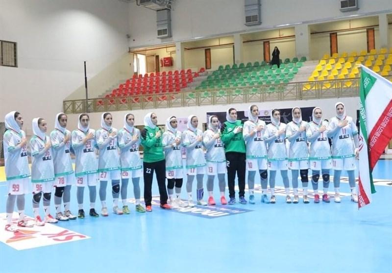 هندبال قهرمانی زنان آسیا| تاریخسازی تیم ایران با نخستین صعود به مسابقات جهانی