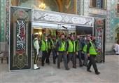 شهردار تهران: 300 پاکبان شهرداری تهران به مراسم اربعین حسینی اعزام شدند