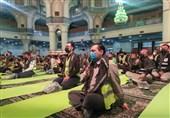 استقرار 280 پاکبان شهرداری تهران در نجف و کربلا