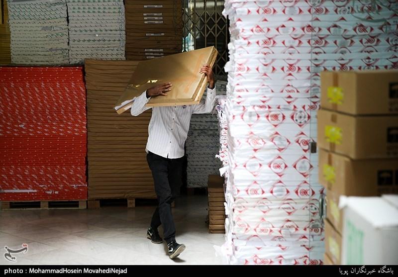 تب تند بازار کاغذ در نبود مشتری