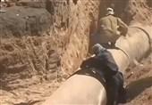 تأمین امنیت خط لوله انتقال گاز از سوریه به لبنان