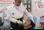 اکیپ دندانپزشکی بسیج به مناطق محروم خرمآباد اعزام شد + تصاویر