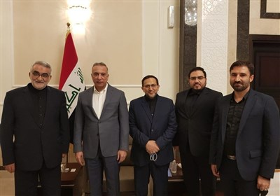 دیدار مسئولان دانشگاه آزاد اسلامی با الکاظمی/ درخواست تسریع در صدور مجوز تأسیس شعبه دانشگاه آزاد در عراق