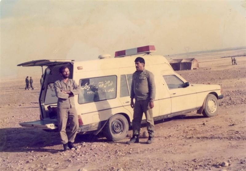 روایتی از حضور پزشک هندیدر جنگ تحمیلی/ صبح مدیر شبکه درمان بودم و شب، غسال شهدا+ عکس