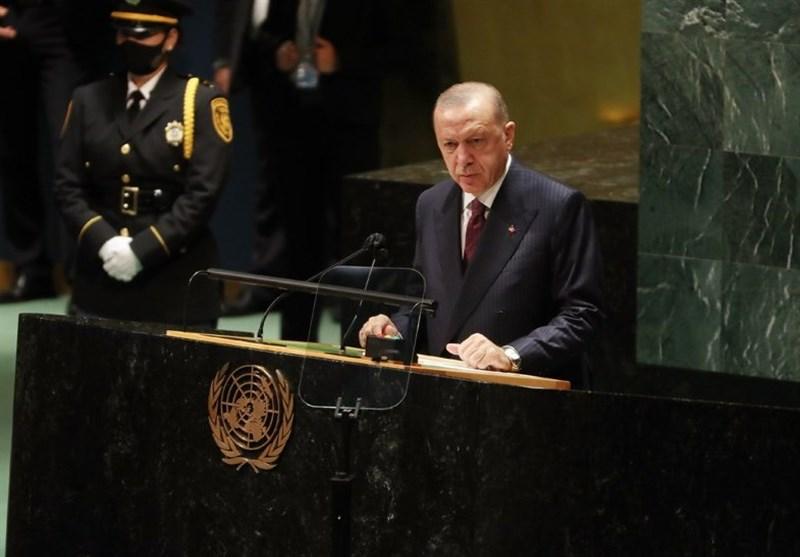 نگاهی به سخنان اردوغان در سازمان ملل