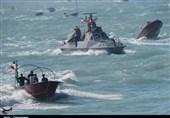 Devrim Muhafızları, Fars Körfezi'nde Güç Gösterisi Yaptı