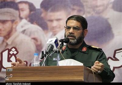 فرمانده سپاه استان کرمان: مصونیت امروز جامعه در گرو ترویج فرهنگ شهدا است