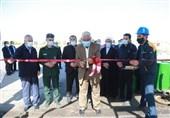 افتتاح پروژه افزایش ظرفیت تولید روغن MES_T ایرانول در پالایشگاه روغنسازی آبادان